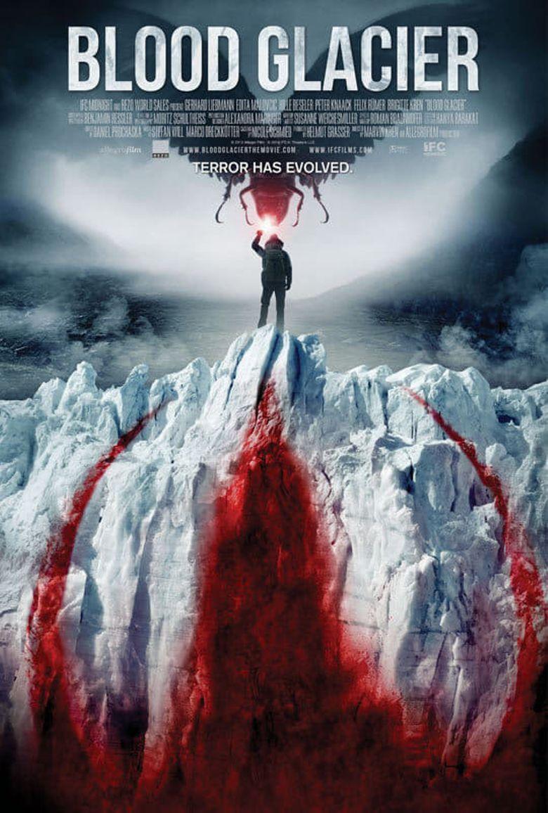 Blood Glacier (2013) poster
