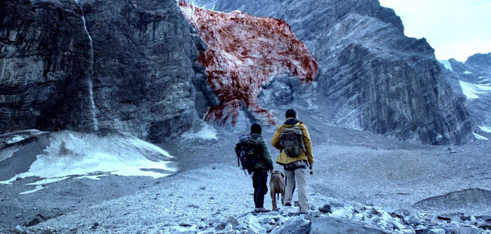 Confronting the Blood Glacier (2013)