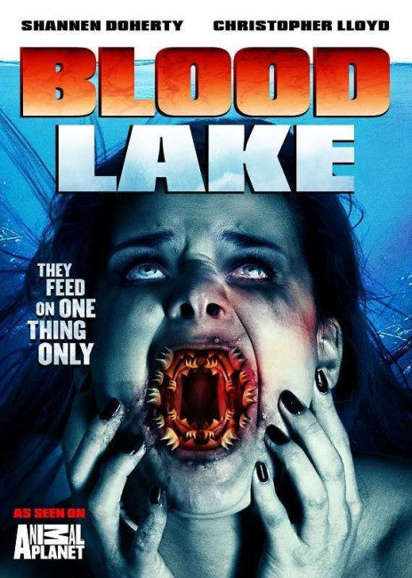 Blood Lake: Attack of the Killer Lampreys (2014) poster