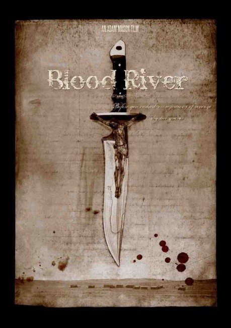 Blood River (2009) poster