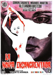 The Blood Spattered Bride (1972) poster