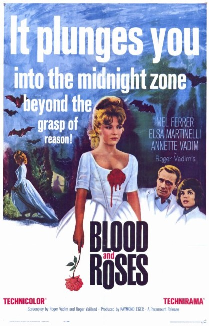 Blood and Roses (1960) poster