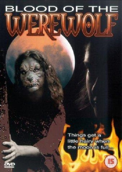 Blood of the Werewolf (2001) poster