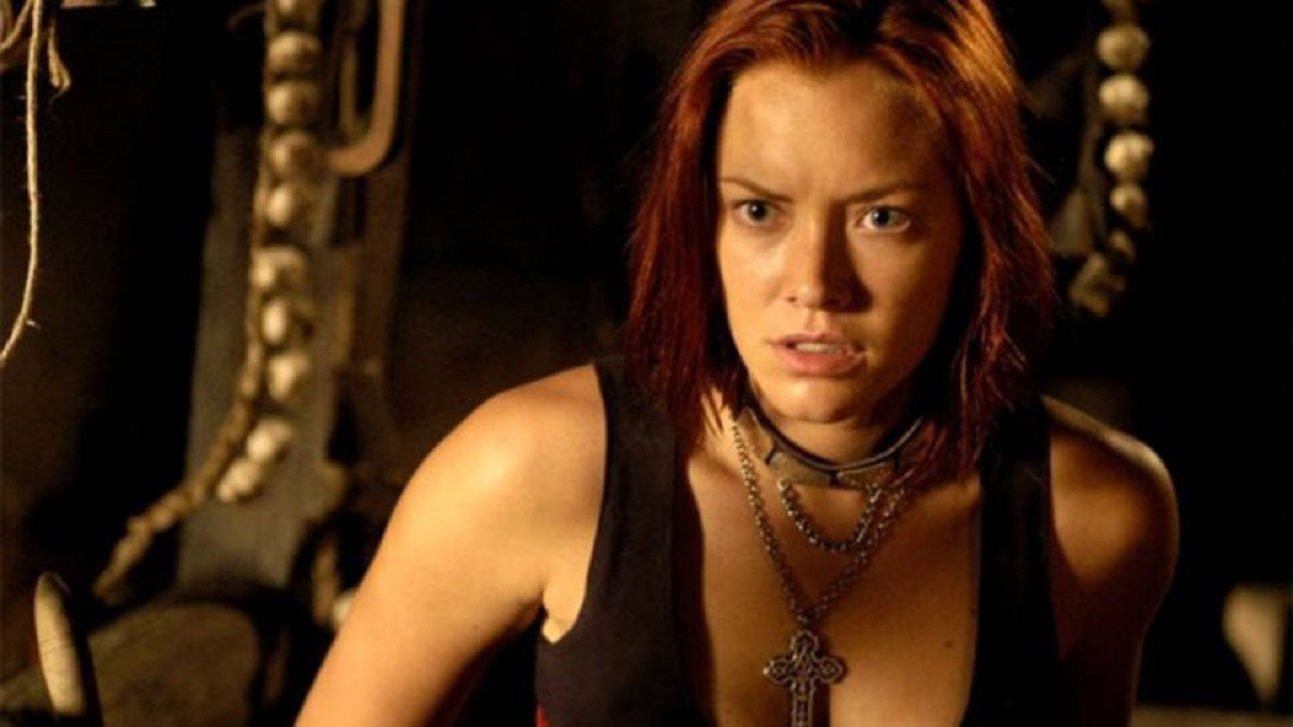 Kristanna Loken as Rayne in BloodRayne (2005)