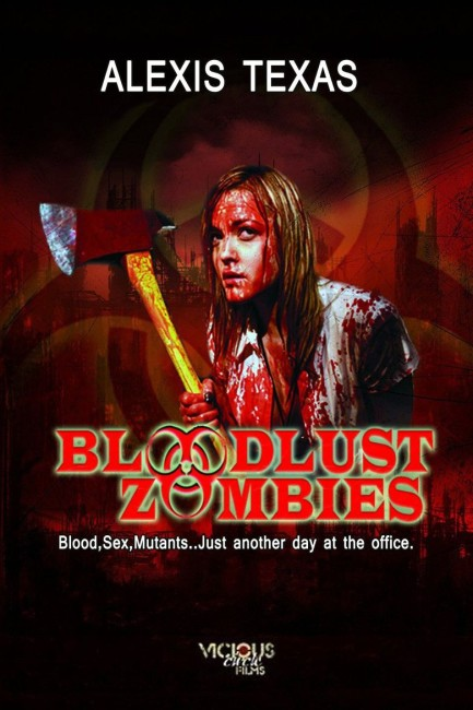 Bloodlust Zombies (2011) poster