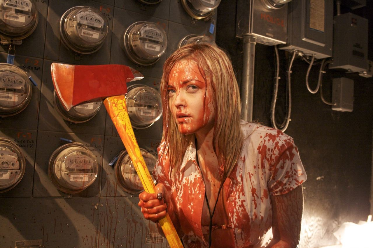 Alexis Texas faces zombies in Bloodlust Zombies (2011)