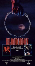 Bloodmoon (1990) poster