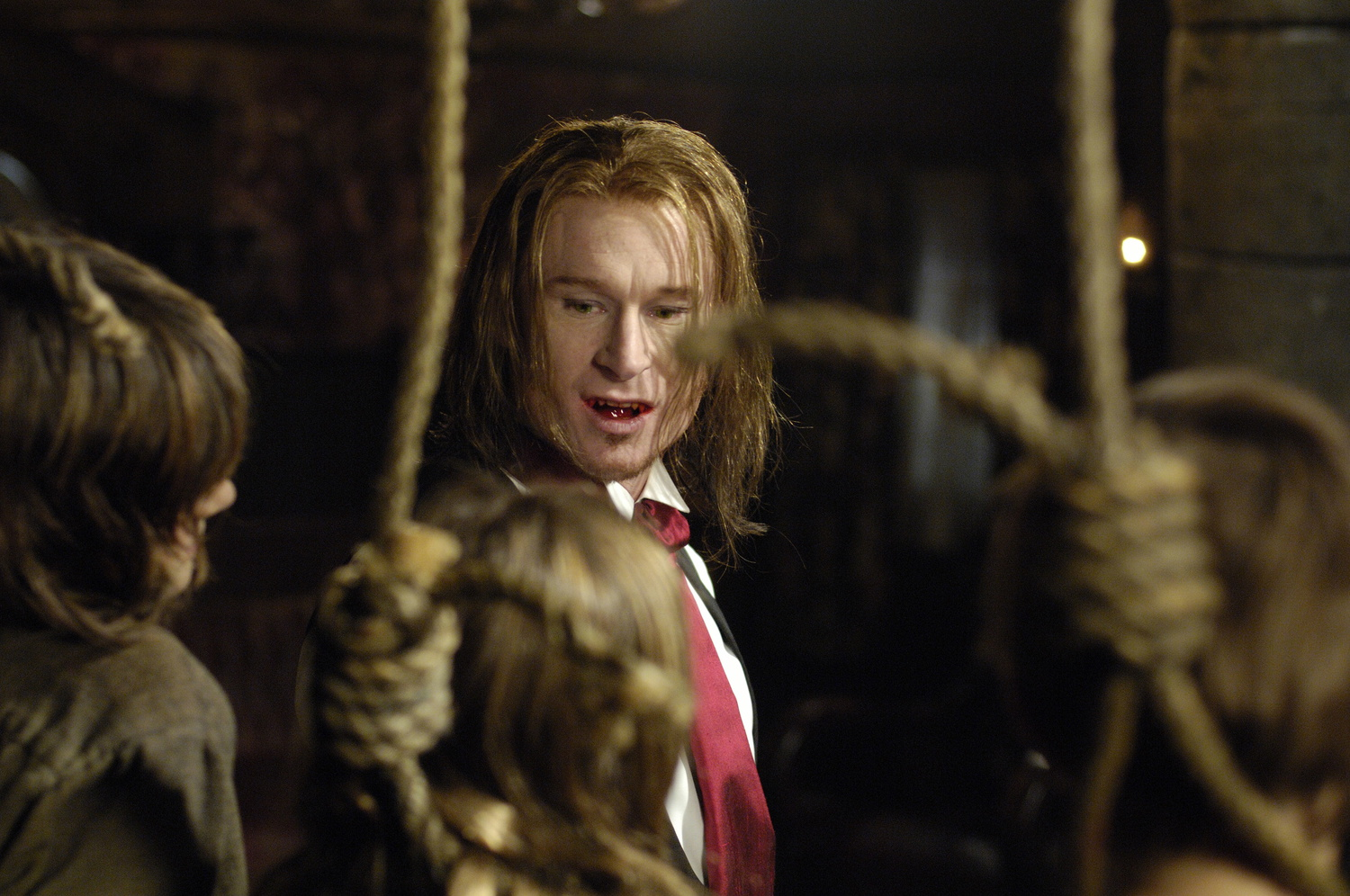 Zack Ward as a vampire Billy the Kid in Bloodrayne: Deliverance (2007)