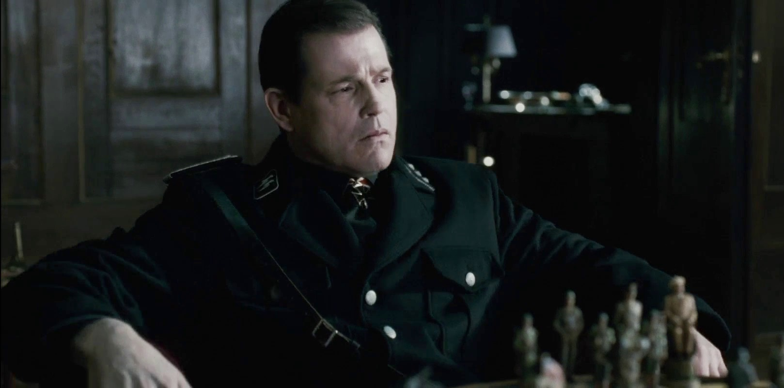 Natassia Malthe, Michael Paré in Bloodrayne: The Third Reich (2011