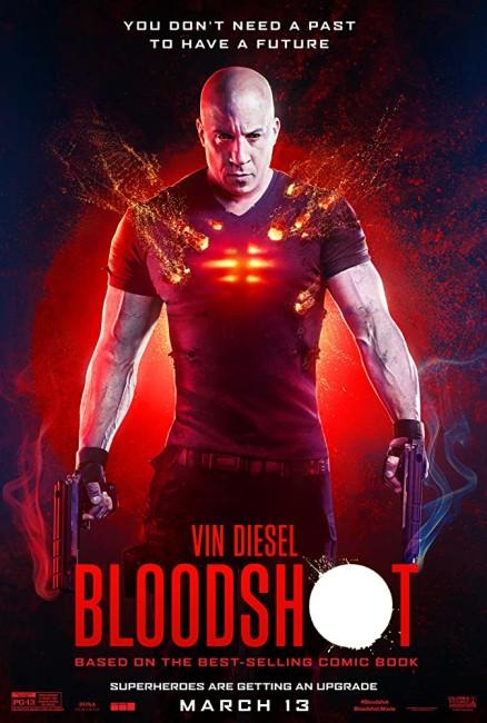 Bloodshot (2020) poster