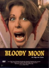Bloody Moon (1981) poster