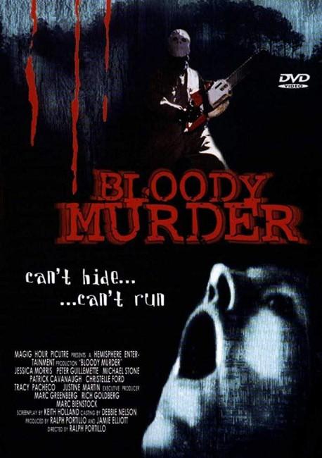 Bloody Murder (1999) poster