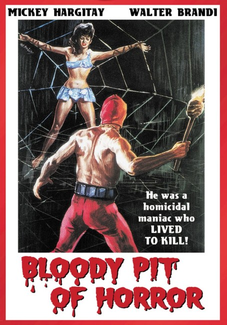 Bloody Pit of Horror (1965) poster