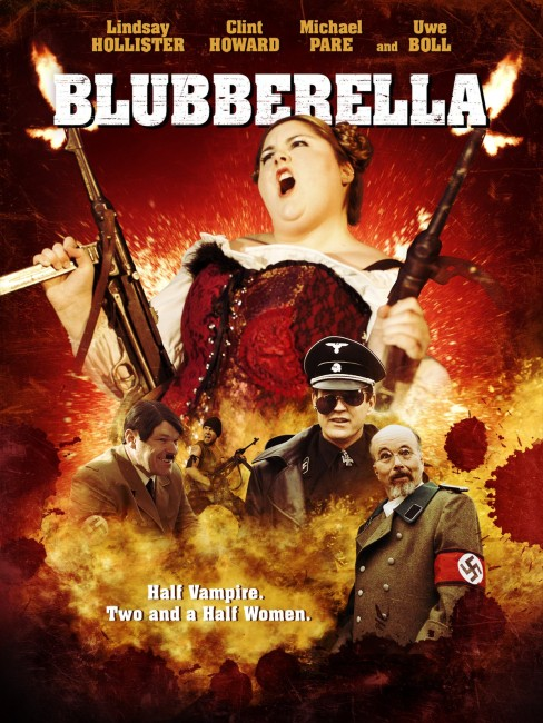 Blubberella (2011) poster