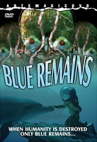 Blue Remains (2000) poster