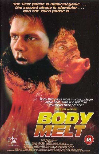 Body Melt (1993) poster