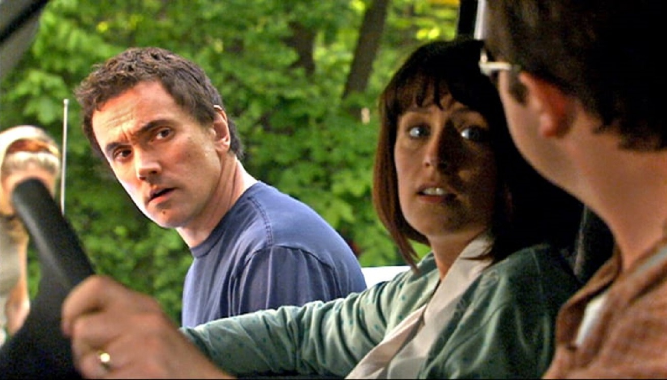 Ben Miles, Fay Ripley in Bon Voyage (2006)