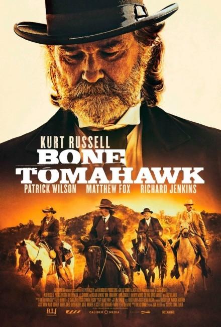 Bone Tomahawk (2015) poster
