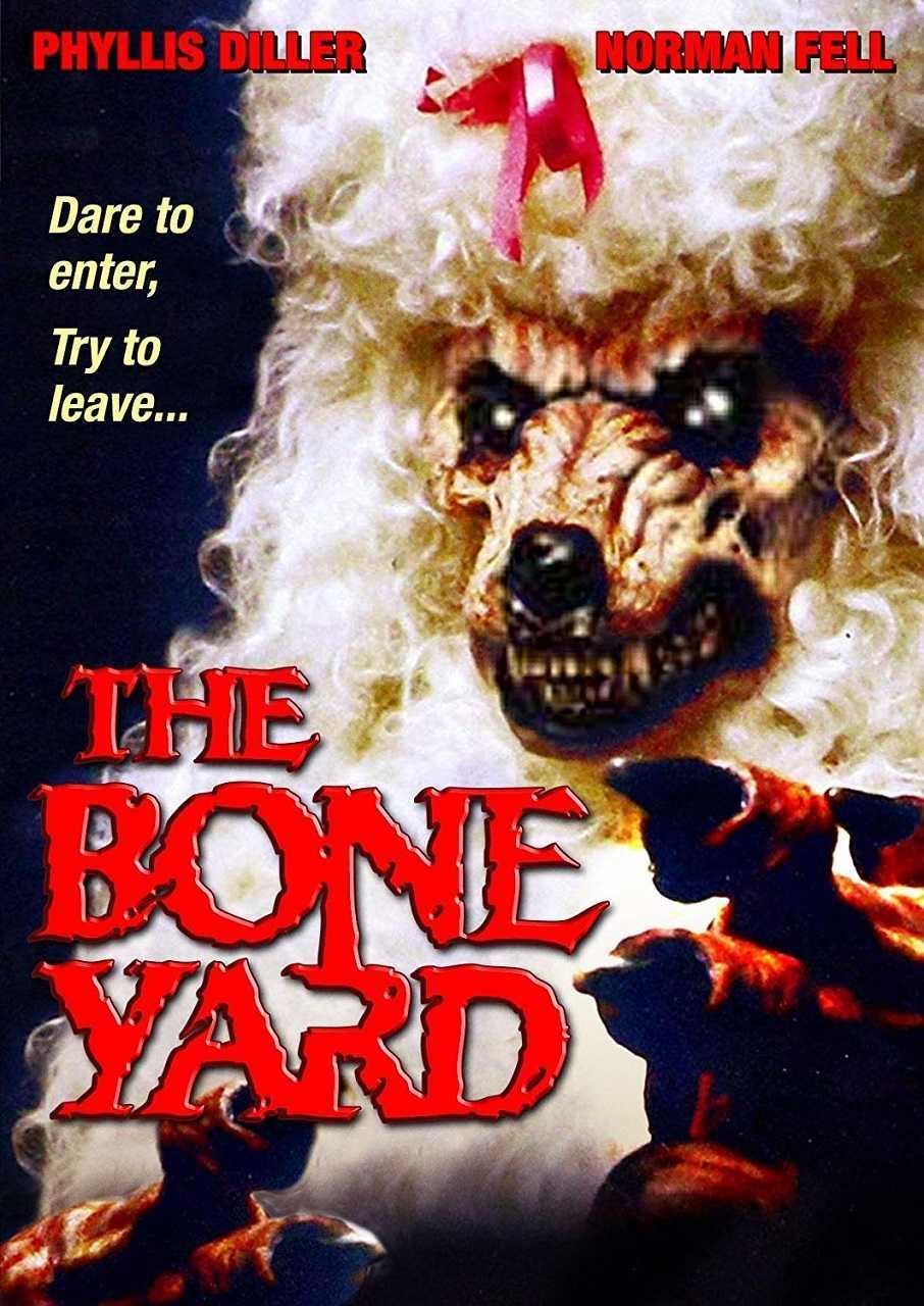 The Boneyard (1991) poster