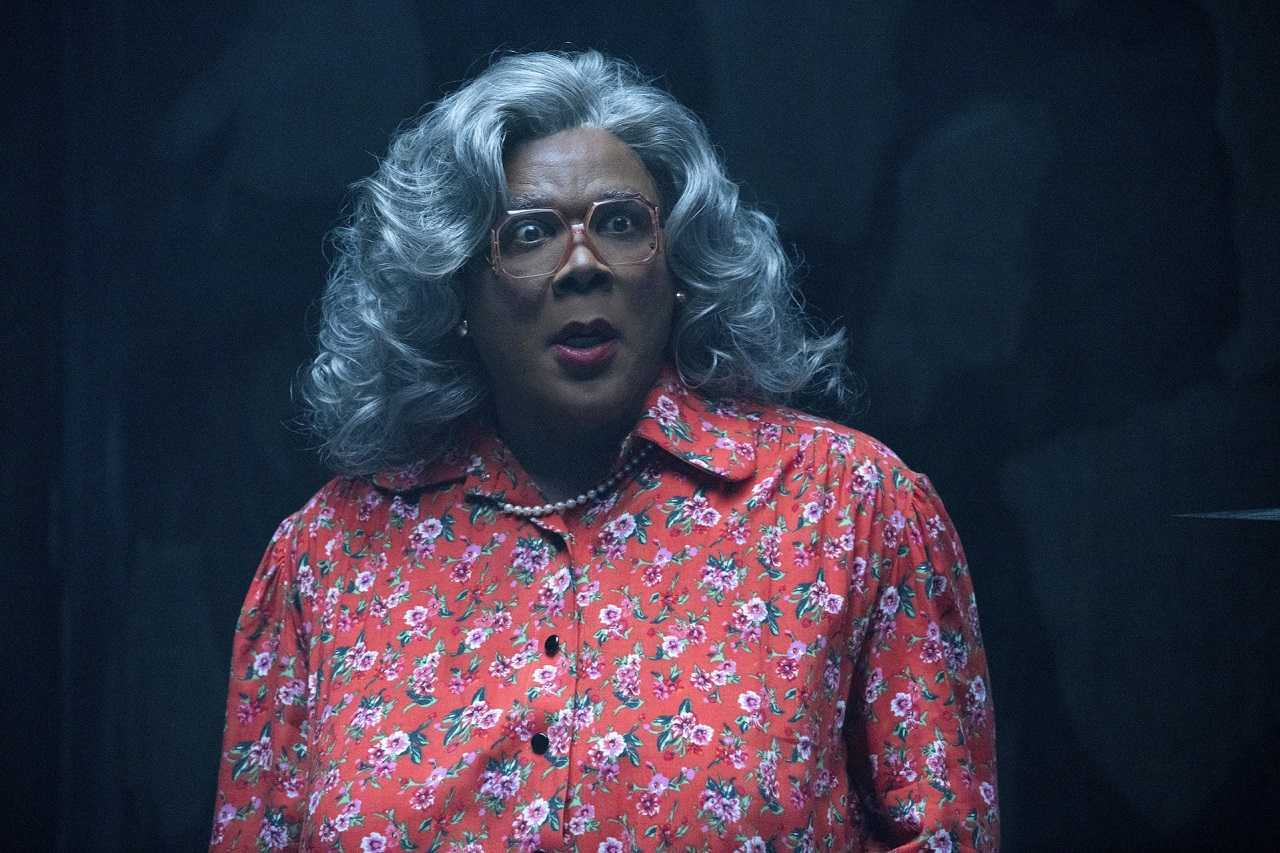Tyler Perry as Mabel 'Madea' Simmons in Boo! 2 A Madea Halloween (2017)