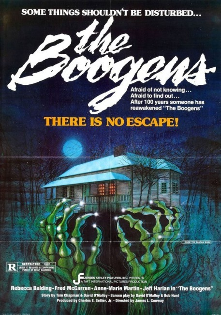 The Boogens (1981) poster