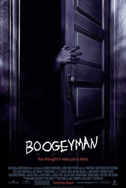 Boogeyman (2005) poster