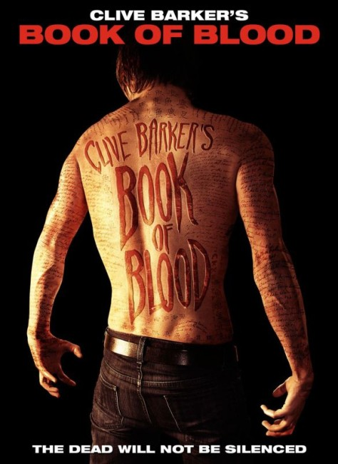 Book of Blood (2009) poster