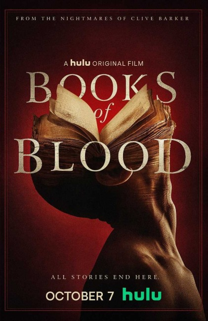 Books of Blood (2020) poster