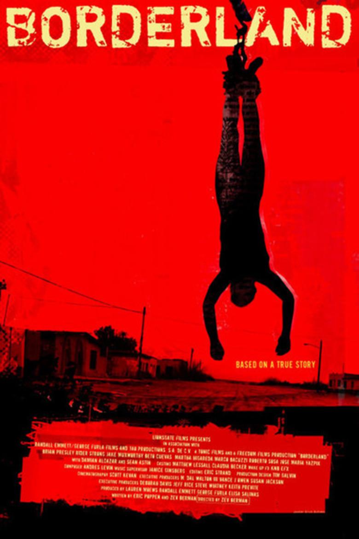 Borderland (2007) poster