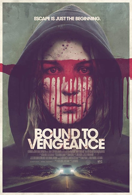 Bound to Vengeance (2015) poster