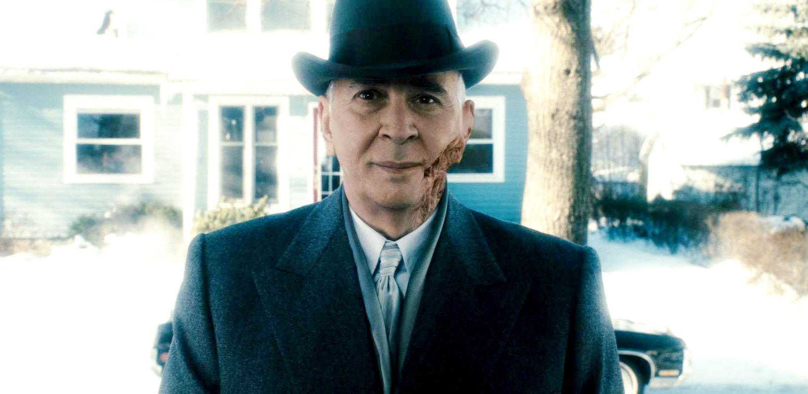 Frank Langella as the mysterious Mr Steward in The Box (2009)