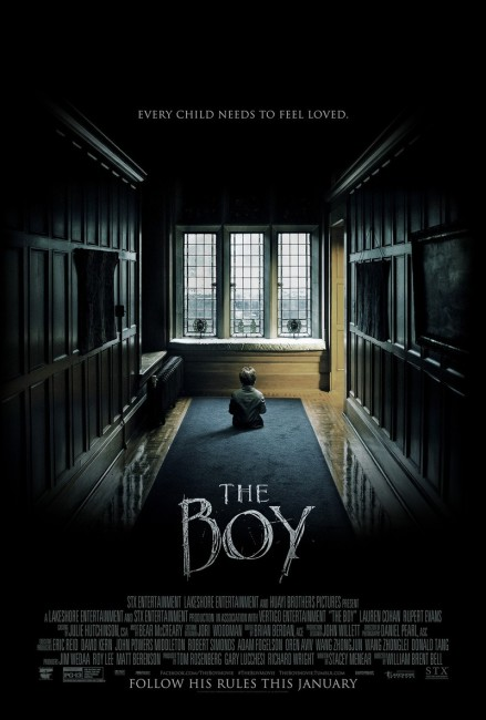 The Boy (2016) poster