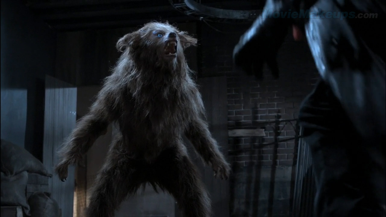 Victoria Justice transformed into a werewolf in The Boy Who Cried Werewolf (2010)