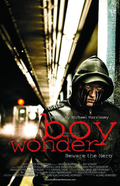 Boy Wonder (2010) poster