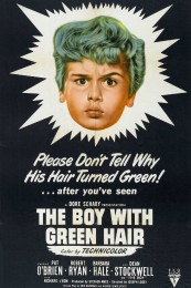 The Boy with Green Hair (1948) poster