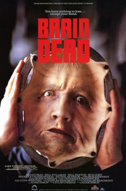 Brain Dead (1990) poster
