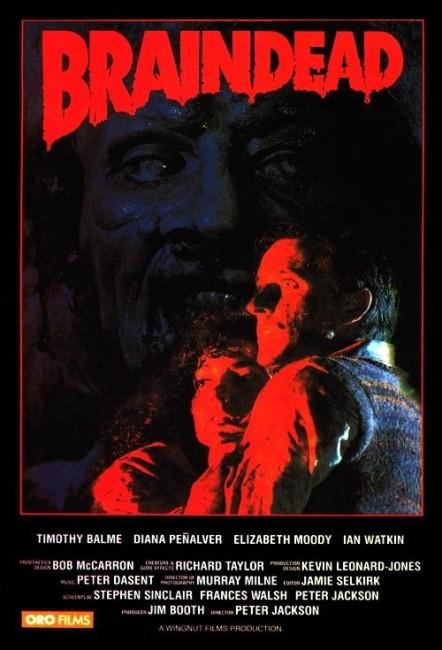 Braindead (1992) poster