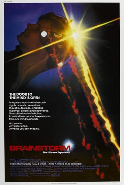 Brainstorm (1983) poster