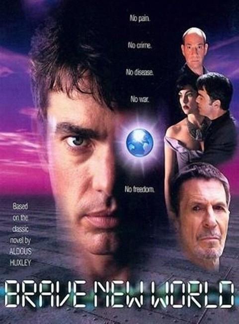 Brave New World (1998) poster