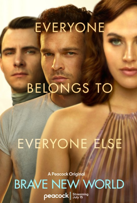 Brave New World (2020) poster