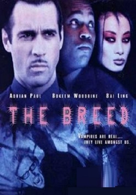 The Breed (2001) poster