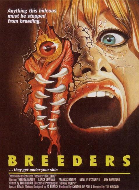 Breeders (1986) poster