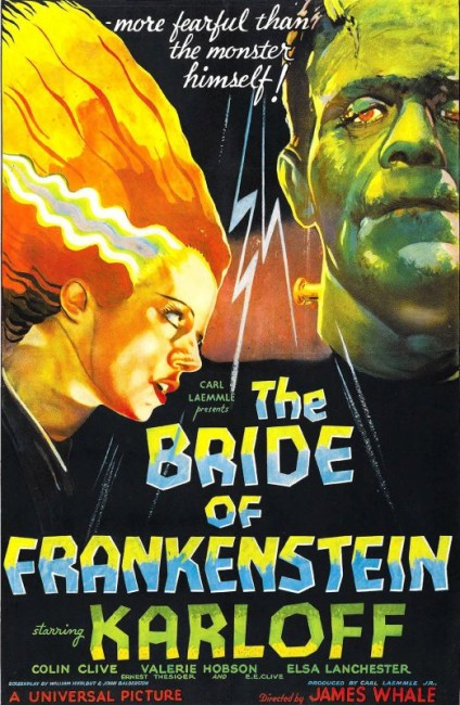 Bride of Frankenstein (1935) poster