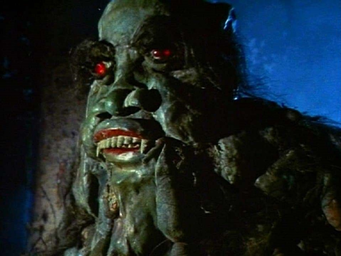 Monster in Brides of Blood (1968)