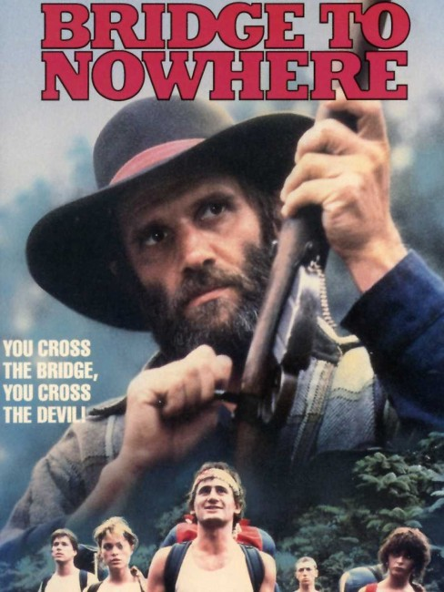Bridge to Nowhere (1986) poster