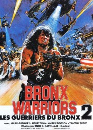 Bronx Warriors II (1983) poster