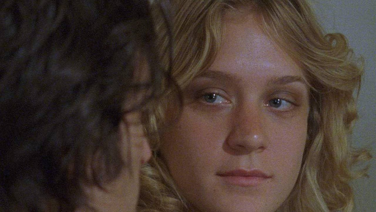 Meeting between Vincent Gallo and girlfriend Chloe Sevigny in The Brown Bunny (2003)
