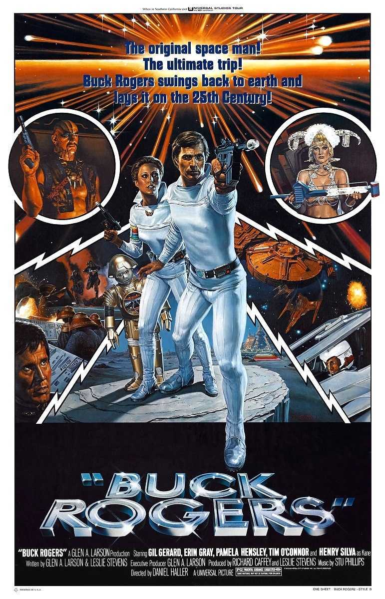 Buck Rogers in the 25th Century (1979) poster