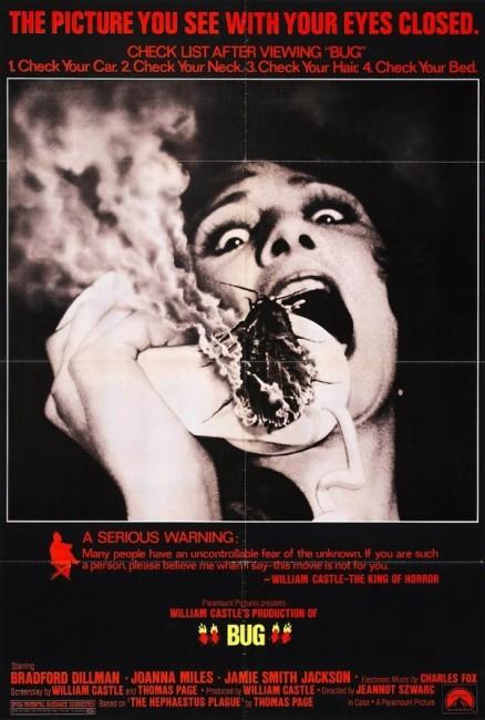 Bug! (1975) poster