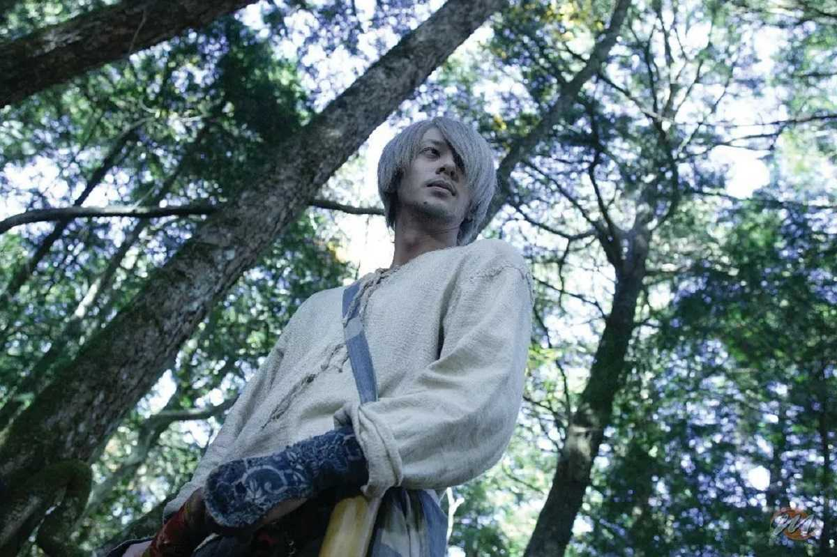 Jo Odagiri as Ginko in Bugmaster (2006)